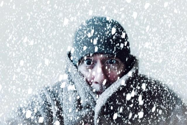 Quanto tempo leva para pessoar morrer congelada ? tirandoduvidas.com